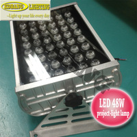 100% warranty for two years high power led waterproof ip65 garden lamp AC220V  can support the rgb dmx 512 control