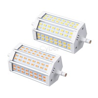 Hot Selling R7S Led Light 20W SMD5730 118mm J78 LED Light Bulb Led Lamp AC85-265V Replace Halogen Floodlight #3 SV002177