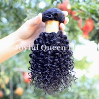 Free Shpping !! Natural Unprocessed Eurasian Kinky Curly Hair, 3pcs/lot Mixed Length ,virgin peruvian human remy goddess hair