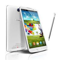 "Inew i6000 6.5"" Full HD Screen Quad Cores smartphone Android 4.2 MTK6589T 3G 1/2GB RAM+16/32GB ROM  Phone Free shipping"