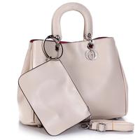 New 2014 Women Pu Leather Handbag 3 Colors fashion big bag crossbody women messenger bags shoulder bag  with purses bolsas