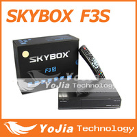Original Skybox F3S HD full 1080p Skybox F3S satellite receiver support usb wifi  youtube youpron freeshipping