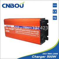 500w 12v power inverter battery charger