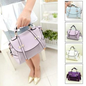 2013 new retro messenger satchel bag women vintageleather shoulder diagonal handbag mulheres saco couro PU bolsa de ombro