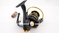 2014 sale 3000 series spare spools 12bb metal aluminum fishing lure spinning reel carp fish discount hot sell free shipping