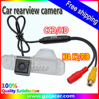 Free shipping,car rearview camera,super night vision reversing camera for KIA K2,RIO