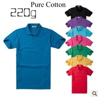 Customized T Shirt  With Your Required Image or Slogan  Cotton Work clothes Direct factory service