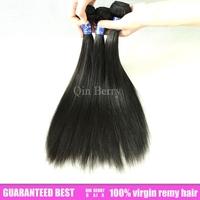 cheapest  royal queen virgin brazilian remi silk straight weave bella dream she hair 4pc or 4 bundles lot free shipping