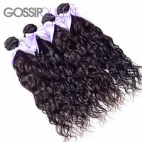 Best selling 6A peruvian virgin hair natural wave 4 pcs free shipping cheap peruvian hair extension human hair weave