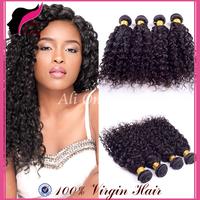 6A Brazilian Curly Virgin Hair Water Wave 3Pcs Lot,Brazilian Virgin Hair Natural Black Hair 8-30Inch,Remy Human Hair Extensions