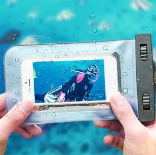 PVC Waterproof Phone Case Underwater Phone Bag For Samsung galaxy S5 S3 S4 For iphone 6 4S 5 5S 5C All mobile Phone Watch ect(China (Mainland))