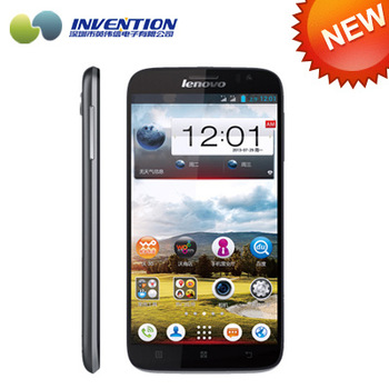 5.5 inch Lenovo A850 IPS quad core MT6582M MTK6582M 1.3GHZ  WCDMA 3G GPS Android4.2 smart phone  cell phone two Gift