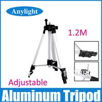 Adjustable height Aluminum Tripod dedicated to laser level laser line WAL09