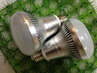 2pcs/lot Samples Retail R80 LED Bulb Light E26/E27/B22 White High Brightness 10W R80 led light 2years warranty