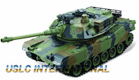 52cm 1/16 12ch Remote Control Toys /RC Tanks US HL3839-1 with sound function/Free shipping/