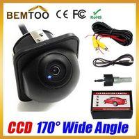 Wholesale170 Wide Angle HD Night Vision Car Rear View Camera Reverse Backup Color Camera,Free Shipping