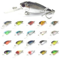 Fishing Lure Crankbait 1/4 oz Deep Diver Hard Bait Fresh Water Deep Water Good Swimming Action Must Have Fishing Tackle C549K2