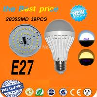 Wholesale Led E27  Led Bulb 3W 5W 6W 7W 9W 10W 12W 15W 16W  LED Lamp 220V Cold Warm White Bulb Led Spotlight Lamps