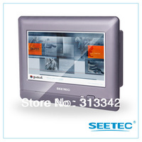 7 inch  for industry control  windows PC WIN CE 6.0  Touch terminal with USB&rs232 ethernet