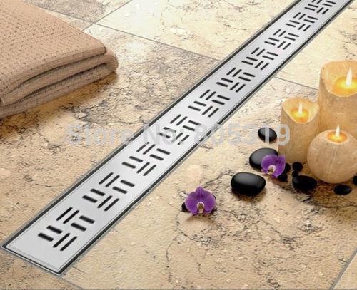 Dusche Ablaufrinne Edelstahl : Stainless Steel Linear Shower Drain
