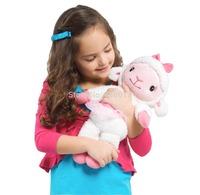 Free Shipping Original Doc McStuffins toys plush doll McStuffin Lambie sheep 26cm cute stuffed animals soft toy dolls for girls