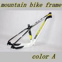 2015 new model Mountain Bike sc0tt frame carbon Bicycle Frame 16 18 20 MTB Frame 29ER Bicycle frames look 986 29er MTB bike