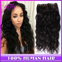 5A Malaysian Virgin Hair Water Wave 3pcs 4pcs Lot Wet and Wavy Human Hair Weaves 1B color Ali Moda Bele Hair Malaysia water wave