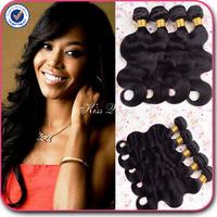 5A brazilian virgin hair body wave virgin brazilian hair 3 bundles brazilian body wave natural black hair cheap human hair