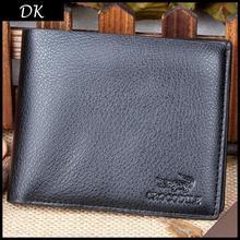 wholesale leather wallet men