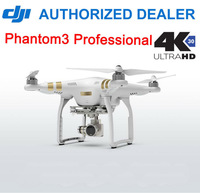 Newest Drone DJI Phantom 2 Vision+ Plus V3.0 RTF With Camera Or Extra Battery For FPV Via EMS Drop Shipping