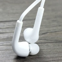 10 pcs  Headphone Earbuds Hands free With Volume&Mic Earphone For Samsung Galaxy S2 S3 SIII Galaxy Note Galaxy Note2