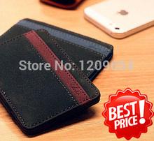 PROMOTION 2014 South Korea magic wallet new men's MAGIC MONEY CLIP fashion wallet purse for men blue & red size 10cm*7cm*0.8cm(China (Mainland))
