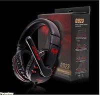 High quality Somic G923 Stereo Gaming Headset Headphone Powerful Bass Earphone with Microphone  Hi-Fi Speaker Black and White