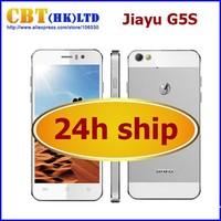 "In STOCK JIAYU G5S G5 MTK6592 Octa Core Android Smart Phones 4.5"" IPS Gorilla Screen 13MP Original 1.7Ghz WCDMA GPS OTG"