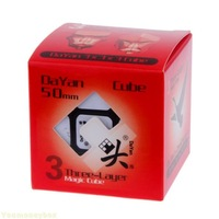 Top quality Hot sale Promotion New Brand 50mm DaYan 5-ZhanChi Magic Cube 3x3x3 Puzzle Educational Toy Special Toys