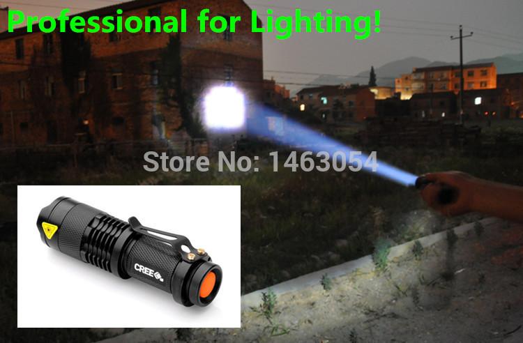 Promotion: 90% off High quality Black lantern Torch lig