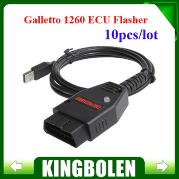 (10PCS/LOT) 2015 Best Selling High Performance ECU Chip Tuning Tool Galletto 1260