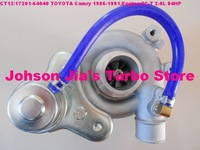 NEW CT12/17201-64040 turbocharger for TOYOTA AVENSIS,CAMRY,CARINA-E,engine:2CT 2.0L 84HP