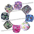 washable baby cloth  diaper napkin Nappies Nappy Diapers1pcs cloth diaper(inner 100%bamboo)+2pcs inserts( bamboo+microfiber)