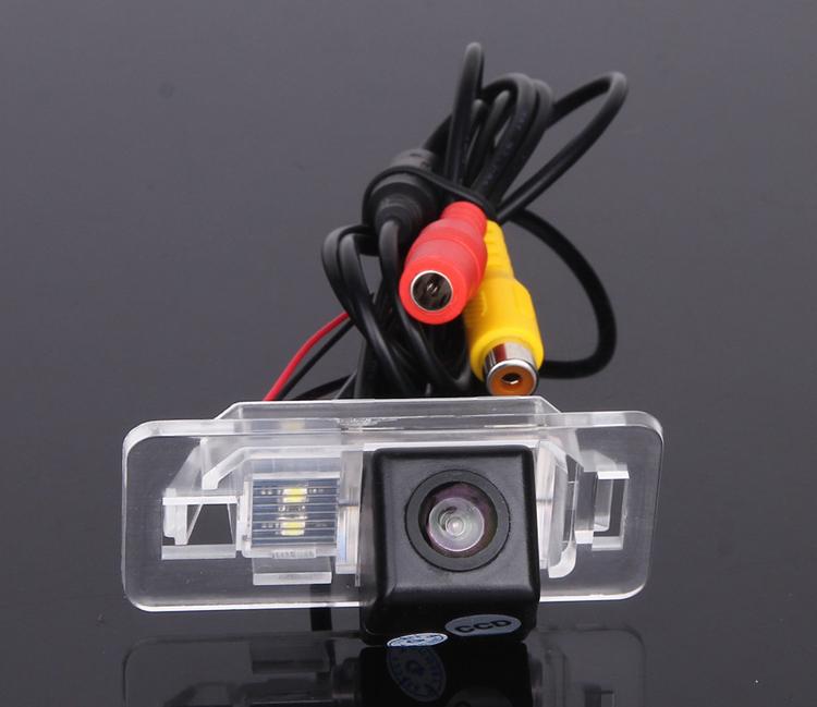 CCD Car Rear Camera for BMW 1 Series E82 3 Series E46 E90 E91 5 Series E39 E53 X3 X5 X6 Auto Backup Reverse Park kit NightVision(China (Mainland))