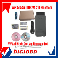 Newest Professional 5054A Diagnostic Tool Bluetooth Vas5054a  VAS5054 scanner tool free shipping