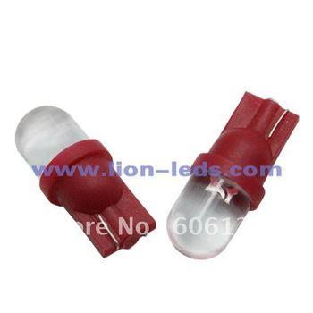 Auto LED Light,car led light,  Led Lamps LN T10 1 LED(round) free shipping!!!
