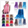 Free shipping  china silk  scarf/shawls , high quality scarves /shawls /scarf 1020