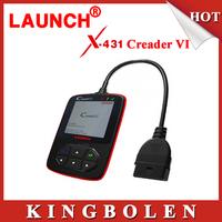 2015 Professional OBD2 Auto Scanner Original Launch X431 Creader VI Code Reader Update On Official Website Creader 6 Launch