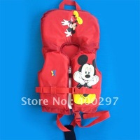 2011 Shakoo first season infant/baby life vest life jacket cartoon sheep swim vest red