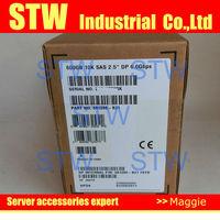"Server hdd  581311-001 581286-B21 600GB 2.5"" hot-swap 10K 6G SAS SFF hard disk drives kits, 1 yr warranty"