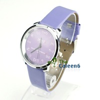 Fashion Children Leather Strap Latest Style Popular Cute Design Lovely Watches 8834