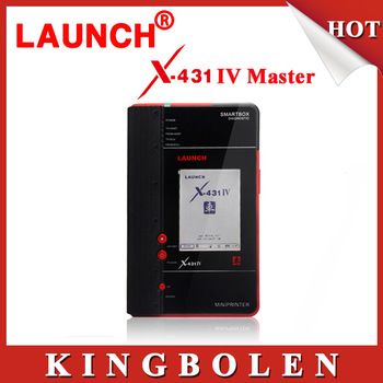 2014 Original Launch X431 Master IV Free Update Via Internet  Global Version X431 OBD Scanner IV Master Plus EasyDiag For Gift