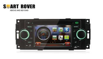 "5"" Car DVD Player For DODGE CALIBER 2007-2008 Auto Stereo GPS Navigation Radio Bluetooth TV iPod USB SD FREE Shipping+Map"