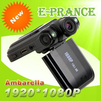 2014 New Arrival Ambarella Night Vison 120 Degree Wide Angle Car DVR 1080P HD 1920*1080 30fps With H.264  OT30